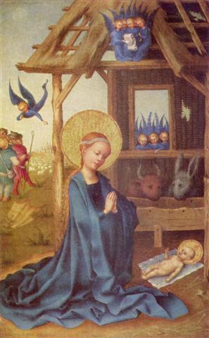 Geburt Jesus (Small)